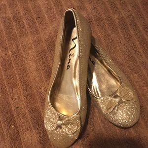 Girls shoes size 1 great condition